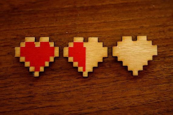 -Etsy- Zelda Life Hearts by Nortiker