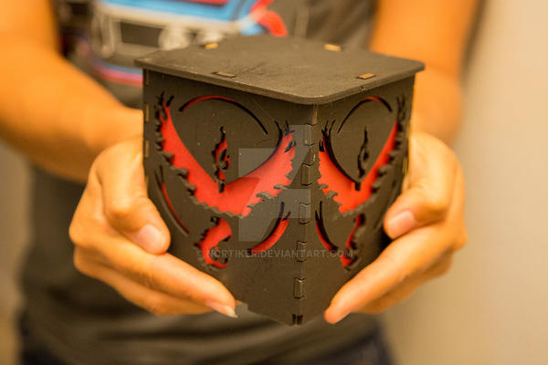 Team Valor Japanese Lantern by Nortiker