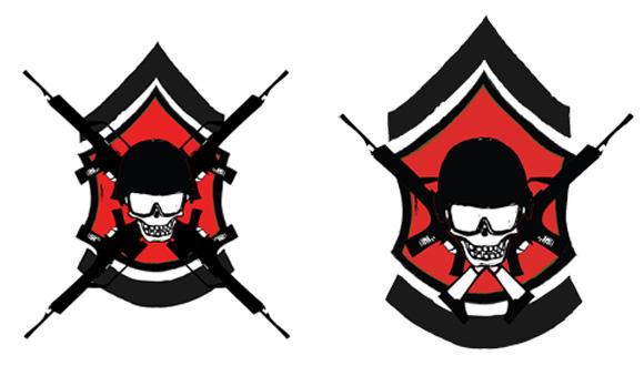 paintball team logo by o0tron0o on deviantart rh o0tron0o deviantart com paintball brand logos paintball logos designs
