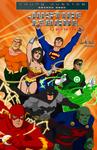 Young Justice Justice League Origin