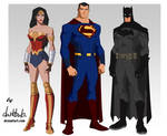 Trinity Movie   Young Justice Style