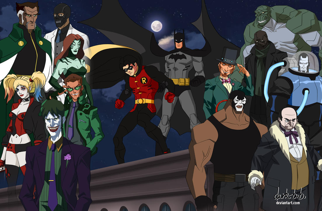 Young Justice Robin Ja...