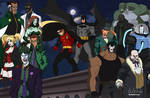 Young Justice - Jason Todd - The Second Robin