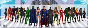 Justice League Live (Movie-CW)Vol2 (YoungJustice)