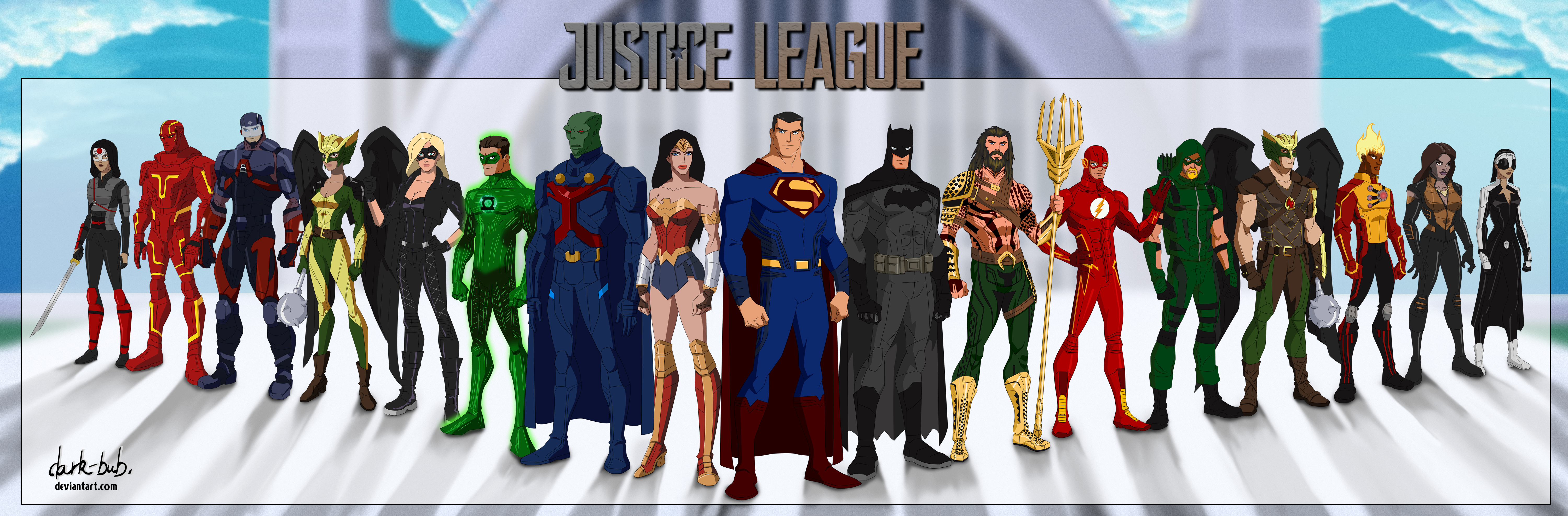 Justice League Live Movie CW Vol2 YoungJustice 662669517 likewise 27866091426117690 in addition Dress N Clothes Designs P2 Diferion Royal Women 321795017 additionally Ghost Tattoo besides Spyro Characters TLF Style 198819802. on dark design drawings