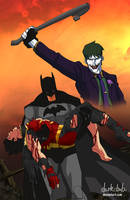 Death in the Family - Young Justice Style by dark-BuB