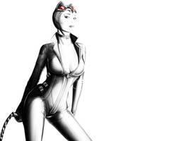 Catwoman by demidevil13