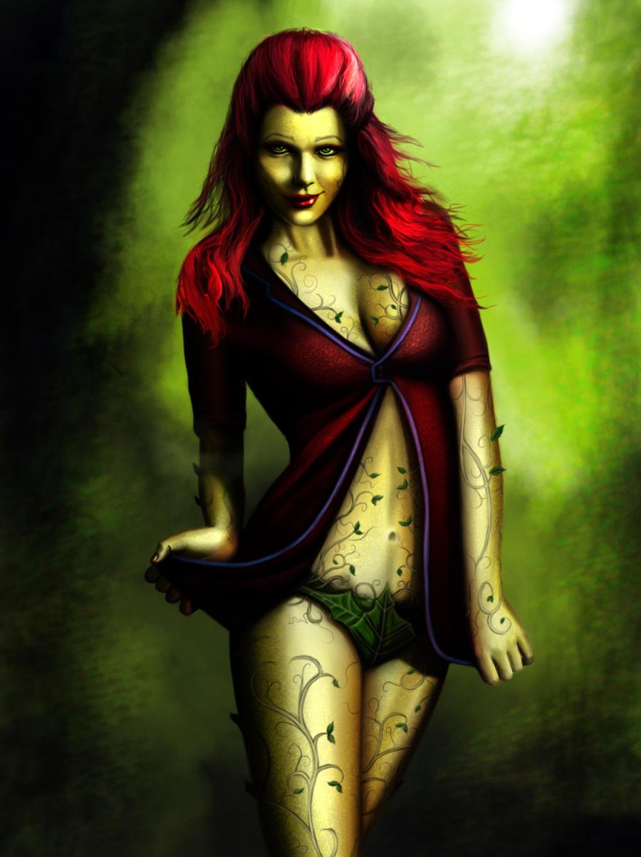 Poison Ivy by demidevil13