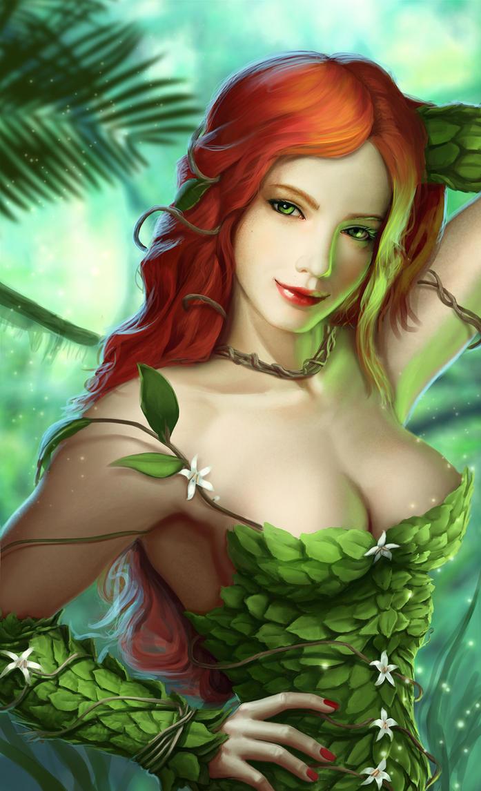 Ivy by demidevil13
