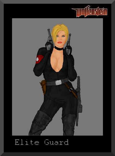 Wolfenstein Elite Guard By Bert505 On Deviantart