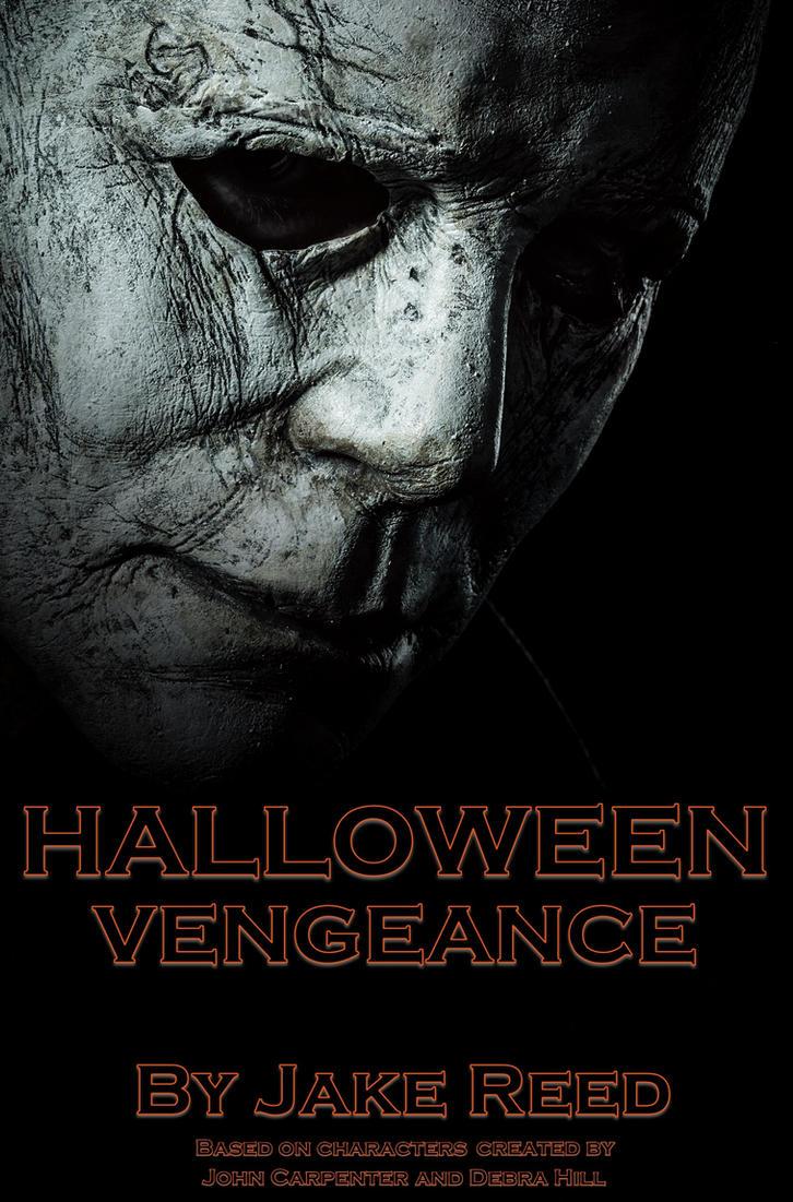 halloween vengeance coverjakereed226 on deviantart