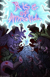 Rise of Annelida fakeish cover by ADragonSoulArt
