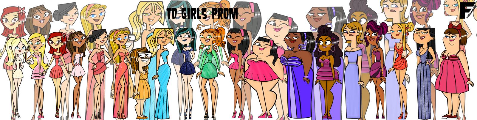 td girls prom   forzaalex 1 by prince vampire on deviantart