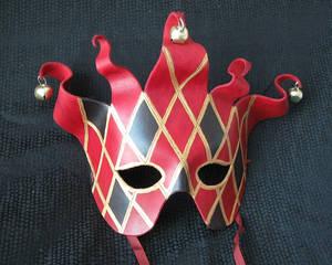 Harlequin Jester 2