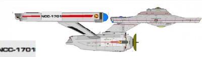 My More TOS Looking Phase III Enterprise  by Kal-el4