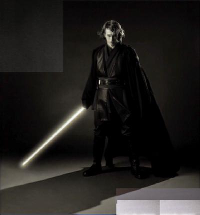 Anakin's Main Darth Vader Look  by Kal-el4