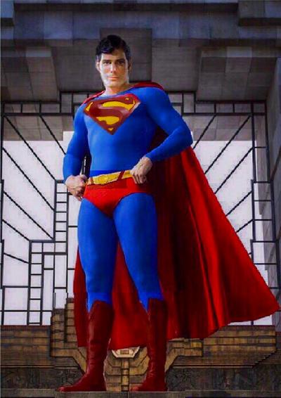 My COMPLETE Reeveised Routh Supersuit  by Kal-el4
