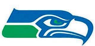 New Seahawks Logo In Original Team Colors by Kal-el4