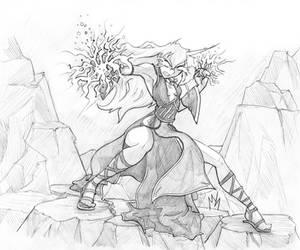 Alex - Doom by Tselsebar