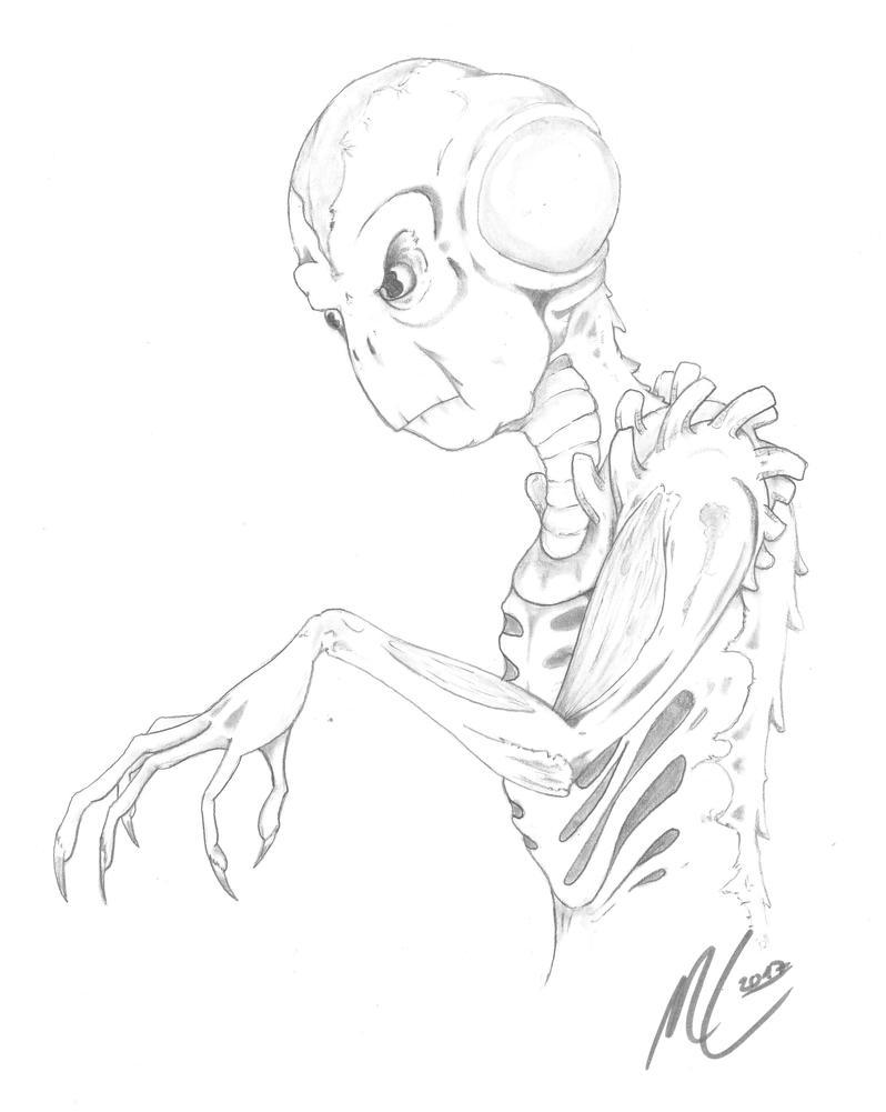 AlienCreature by Greedo2007