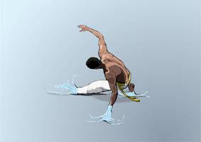 agua Capoeira by doloson