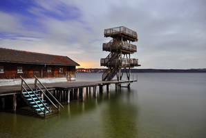 Sprungturm by duckstance