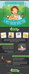 Benefits of Adopting a Pet From Shelter by foundani