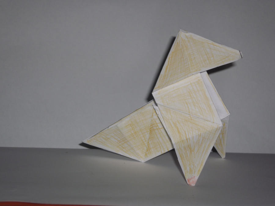 origami crane from heavy rain by redwishz on deviantart