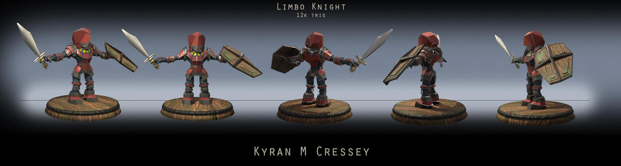 Limbo Knight - Enemy Ai by Kmcressey