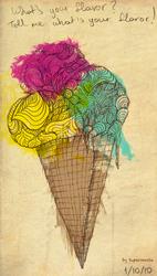 Ice Cream by supermaria