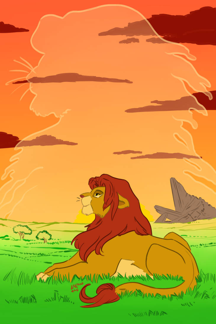 Lion King - Remember [Paint Along] by Cathow101