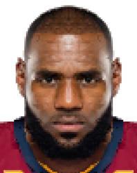 LeBron James by seanhowellportraits