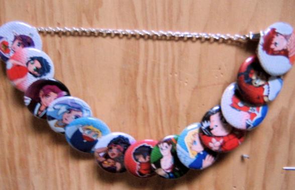 Demonhunter necklace