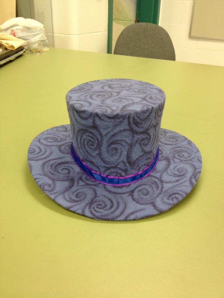 Buckram Hat by LunarJadeStyles