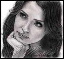 Jessica Alba by mariaanghel