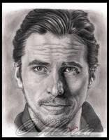 Christian Bale by mariaanghel