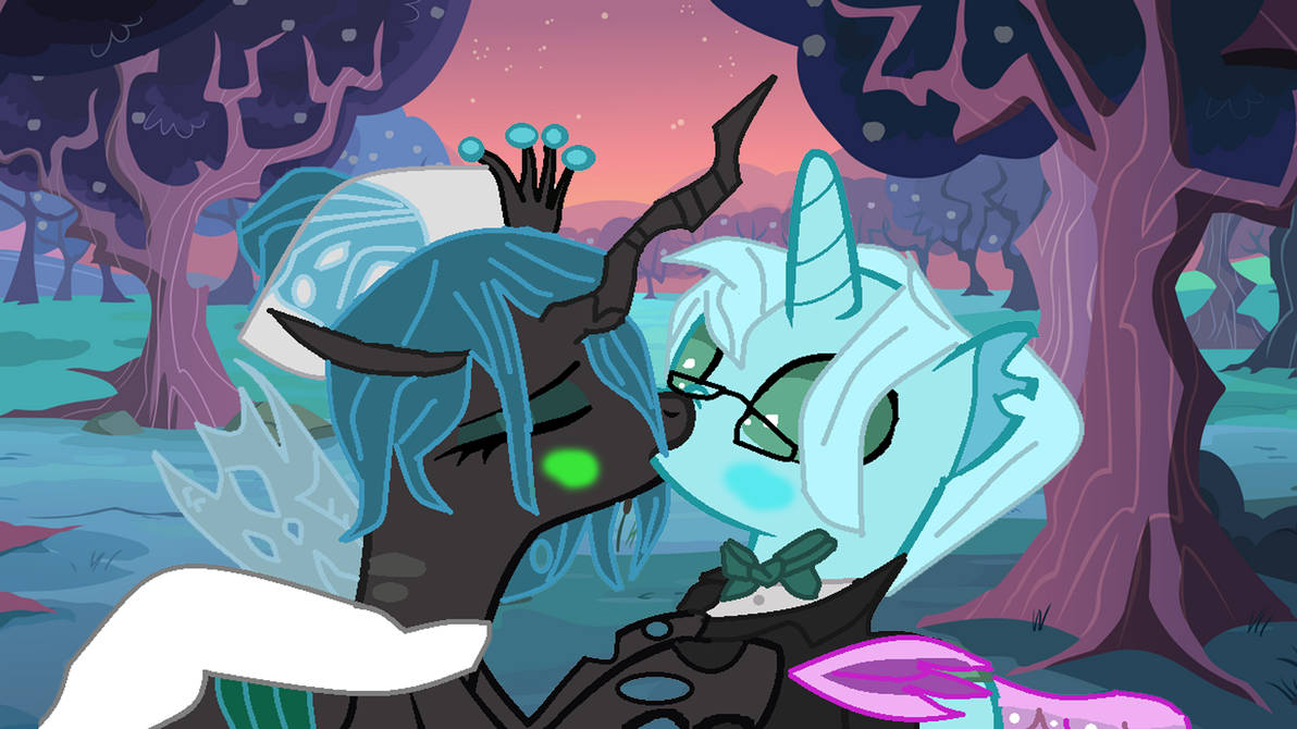 The Changeling and His Bride's Private Rendezvous