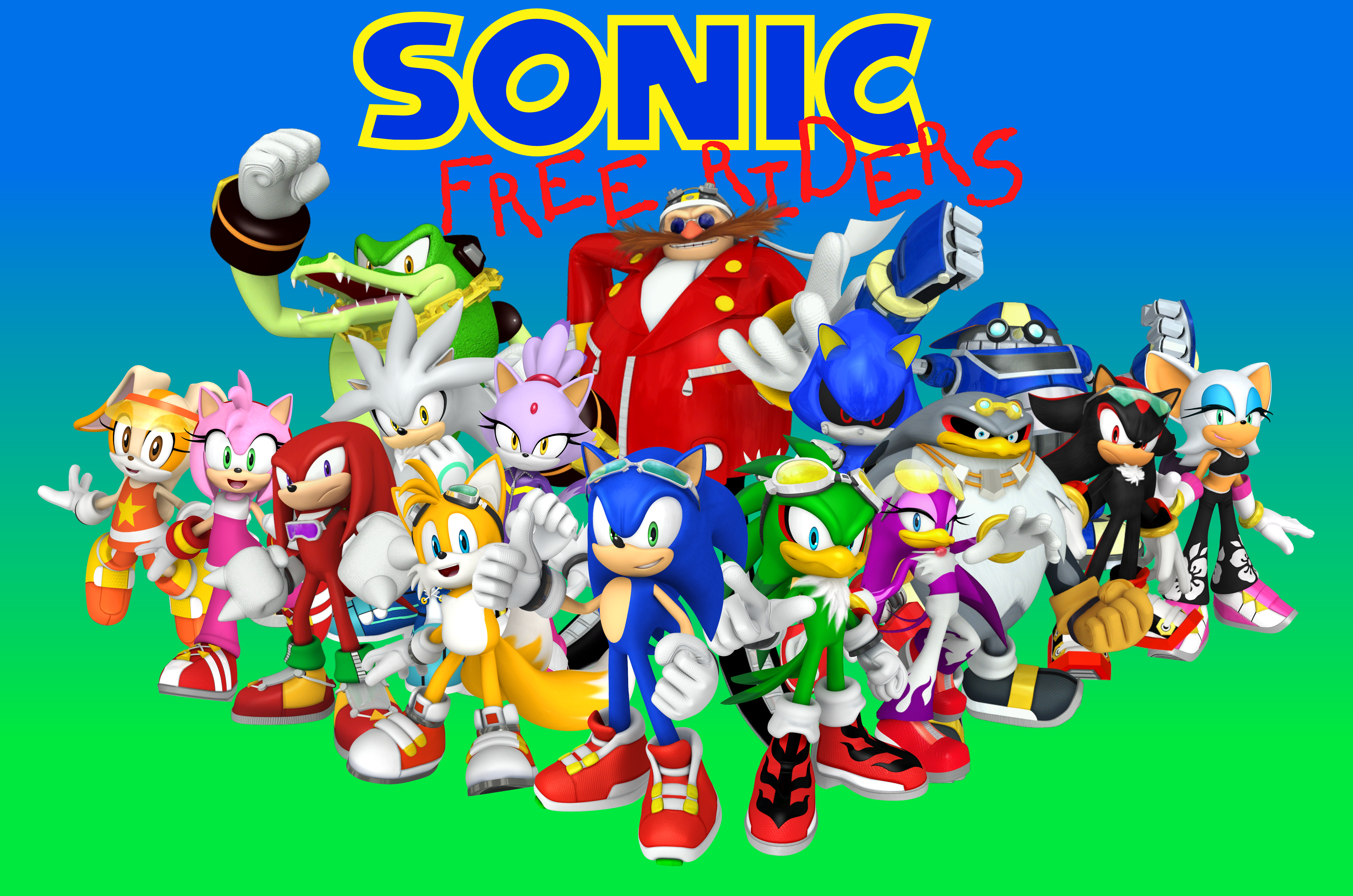 free sonic