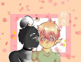 .:I Like You:. Colored Ver.
