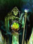the conjurer close up