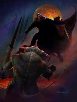 Death Dealer Terror On Planet Moltar Small 4 W