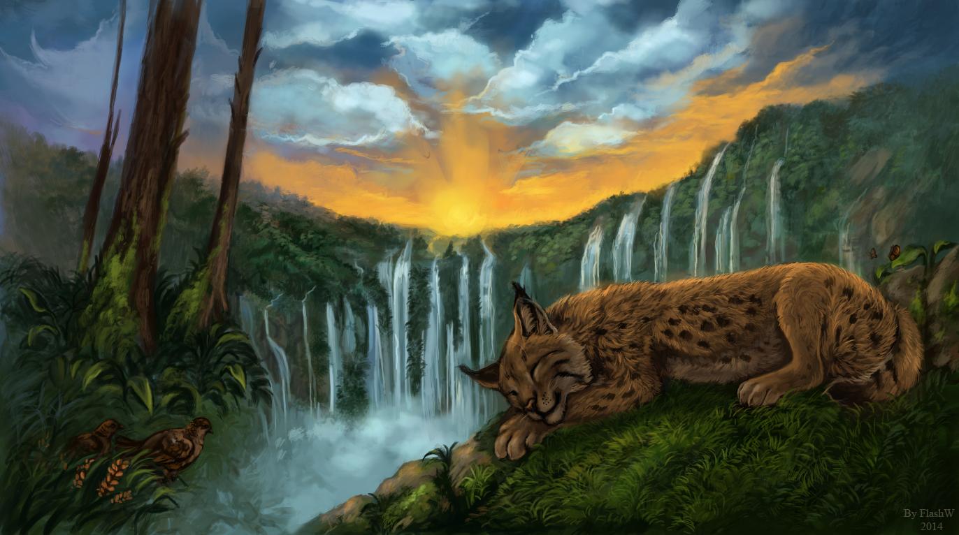 Serenity by FlashW