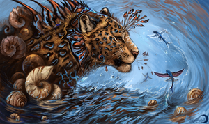 Nautilus Leopardus by FlashW