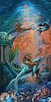 Atlantida underwater by FlashW