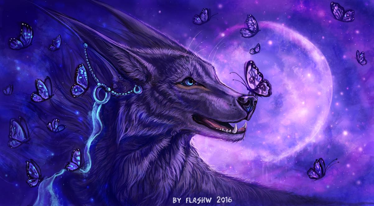 Moonlight tales by FlashW