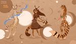 Big Kitties Adopts (Closed) by FlashW