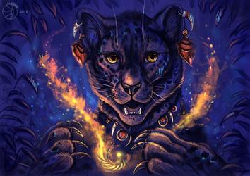 Magic fire by FlashW