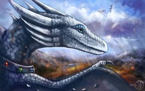 Sky dreaming by FlashW