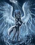 Thunderstorm by FlashW