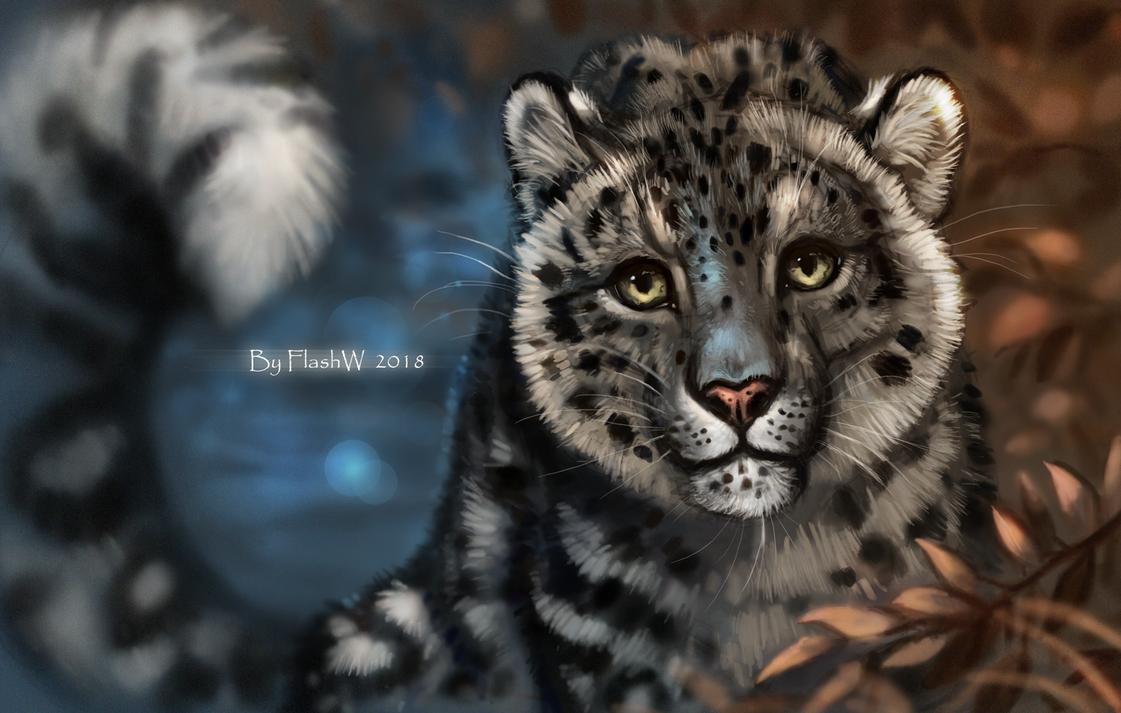 Eyes of Predator by FlashW